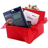 The Secret Santa Genius Mathematician Spanish & English HP 48G+ 48G Plus Graphing Calculator Christmas Collection