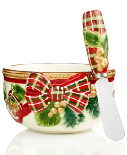 Holiday Figurals (Charter Club Dinnerware, Holiday Figural Dip Mix)