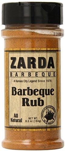 Zarda BBQ Rub, 6 Ounce