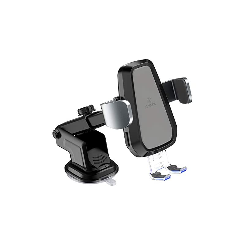 andobil Wireless Car Charger Mount, Auto