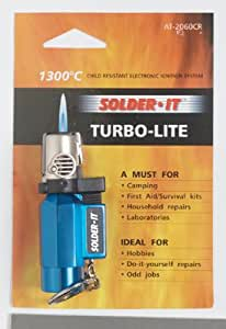 Turbo-Lite Mini Refillable Butane Torches