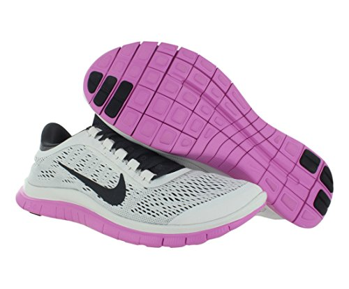 Nike - Zapatillas de running para mujer summit white anthracite red volt