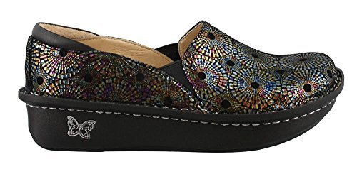 Alegria Debra Clog Women's Slip On 39 M EU Multi