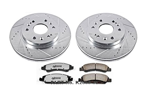 Power Stop K2069-36 Front Z36 Truck and Tow Brake Kit