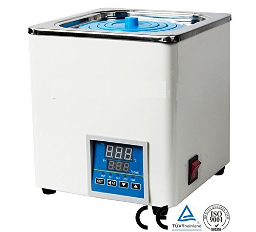 - Microyn Digital Thermostatic Water Bath with Selectable Openings , 3L Capacity, 120V/60 Hz (MT-BHS-1)