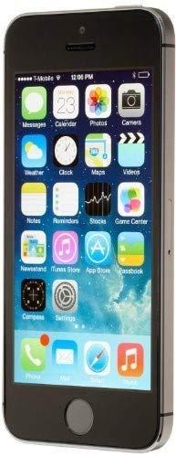 Apple iPhone 5S, GSM Unlocked, 32GB - Space Gray (Renewed)]()