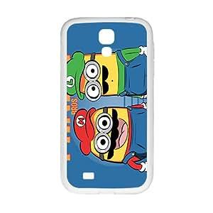 Super Minion Bro White Samsung Galaxy S4 case
