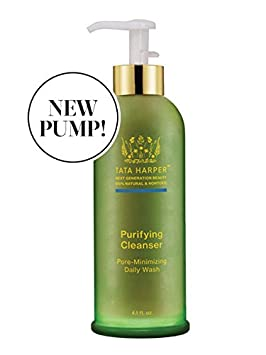 Tata Harper Purifying Cleanser 100 Natural Nontoxic Anti-Pollution, Pore-Purifying Cleanser 125ml