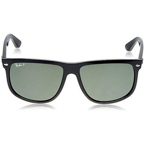 3180fd6bf2 De bajo costo Ray-Ban Gafas de sol Rectangulares Rb4147 para hombre, Black  Frame