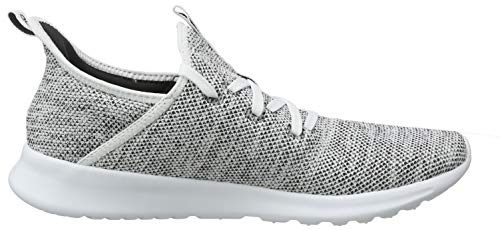 Black White ftwr Running core Zapatillas Cloudfoam Para Ftwr ftwr Mujer White Adidas Blanco Black Pure De BAZnqS