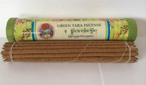 - Handmade Tibetan Green Tara Incesnse From Nepal