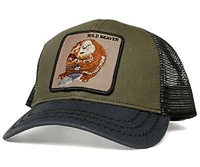 Wild Beaver Animal Farm Hat