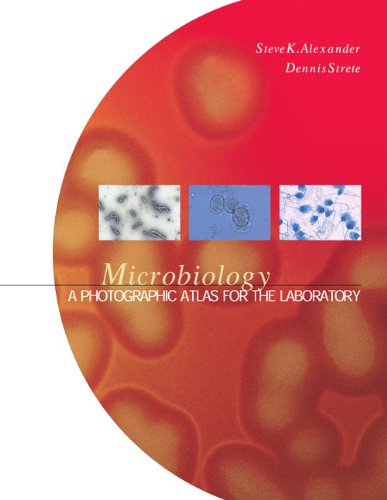 Microbiology: A Photographic Atlas for the Laboratory by Pearson