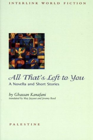 Book cover for All That's Left to You