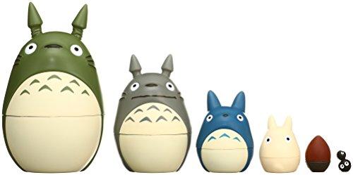Studio Ghibli Totoro Matryoshka by ensky from ensky
