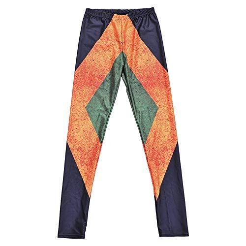 De Leggings Mujer Multicolores Abchic 40 5Hfqvqw