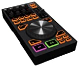 Behringer Cmd Pl1 Deck-Based MIDI Module with 4-Inch Touch-Sensitive Platter, Deck Switching and Effects Control