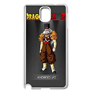 Android Dragon Ball Z Anime Samsung Galaxy Note 3 Cell Phone Case White yyfabc_929602