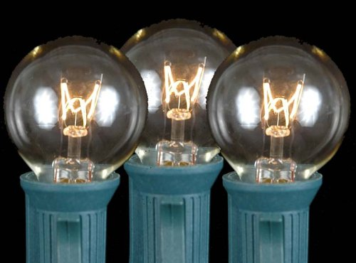 5 watt clear bulb - 2