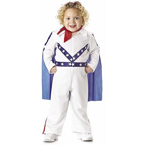 Child Daredevil Costume (Size: Small (Evel Knievel Costume)