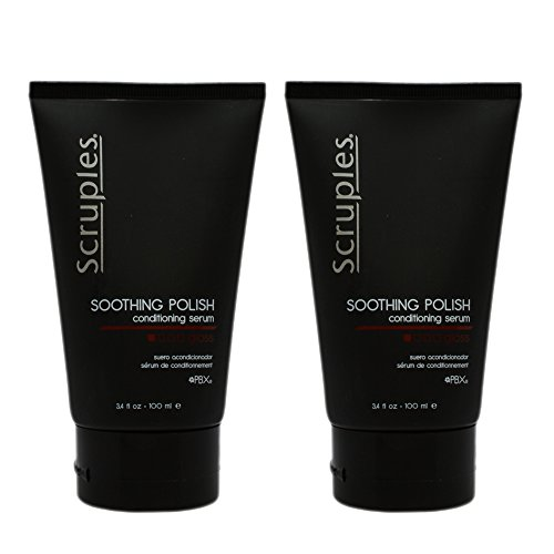 - Scruples Soothing Polish Conditioning Serum Gloss 100 ml / 3.4 oz Pack of 2