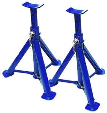 Motacare/® MC2TFAS Set Of 2 Tonne Folding Axle Stands