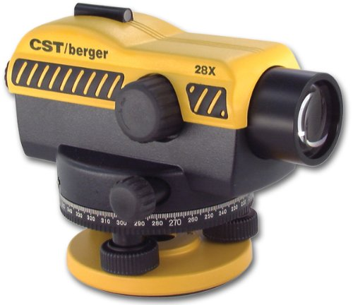 CST/berger 55-SLVP28ND 28X Magnification Automatic Level Kit