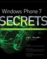 Windows Phone 7 Secrets Front Cover