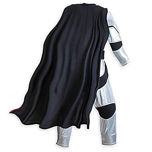 Disney Boys Star Wars The Force Awakens Captain Phasma Costume Size 9/10