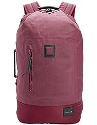 Nixon Mens Origami Backpack Burgundy Backpack