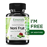 Product review for Emerald Laboratories (Fruitrients) - Noni Fruit - Supports Immune System Function, Anti-Inflammatory, Powerful Antioxidants, & Supports Bowel Health - 60 Vegetable Capsules