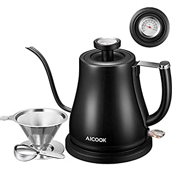 Amazon Com Bodum Gooseneck Electric Water Kettle 11883