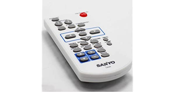 Classic-Mando a distancia de vídeo proyector Sanyo PLC-XU106, PLC ...