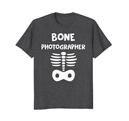 Mens Funny X-Ray Tech Bone Photographer Radiology T-shirt Tee XL Dark Heather (X-ray Tech T-shirt)