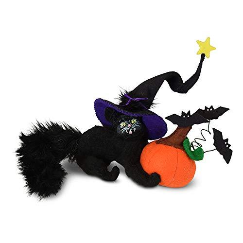 Annalee 4in Bat Crazy Cat