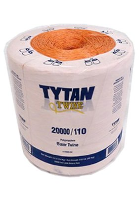 Tytan International Baler Twine, Orange by Tytan International