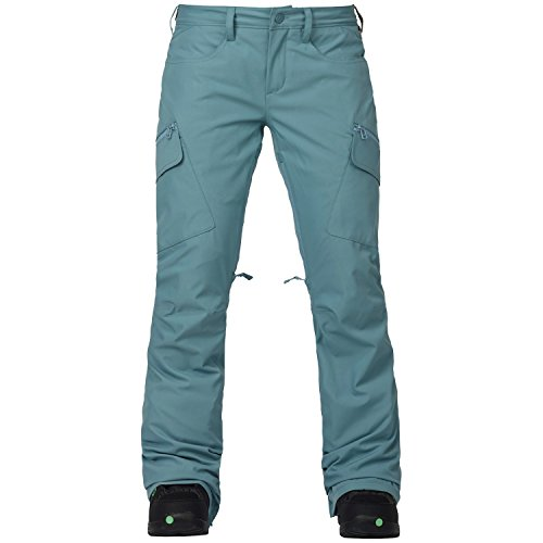 Burton 101011 Women's Gloria Pant, Winter Sky - L by Burton