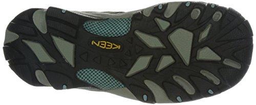 Voyageur Blue EUR EUR Trailrunning Alaskan Brindle Chaussures Femmes Keen 40 T6wP6