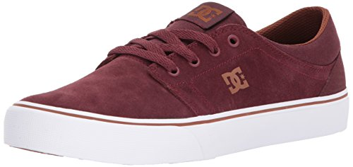 Dc Bordeaux Trase Sneaker Shoes Sd Uomo vxn6UvOqw