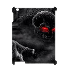 Ipad2,3,4 Bloody 3D Art Print Design Phone Back Case Custom Hard Shell Protection DF081181