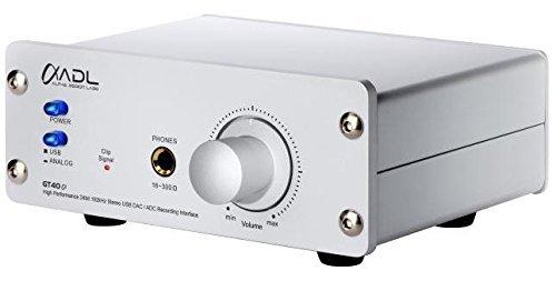gt40 & # x3b1 ; Alpha Design Labs usb-dac & ADC USBアナログin outインタフェースADL日本から B00Z8OSHDU