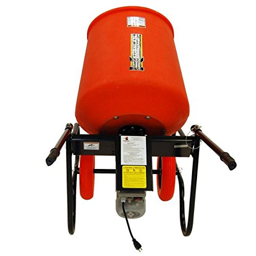 Image of Home Improvements Kushlan Products 350DD Unassembled Direct Drive Cement Mixer