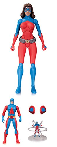 DC Collectibles DC Comics Icons: Atomica: Forever Evil Deluxe Action Figure