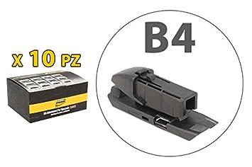 Kit 10 fijaciones Conectores Adaptadores Conectores B4 para ...