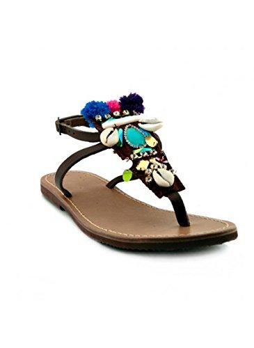 9330a12a76f %100 Leather Handmade Friendships Boho Sandals