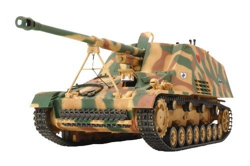 Tamiya America, Inc 35335, German Nashhorn Heavy Tank Destroyer, TAM35335 ()