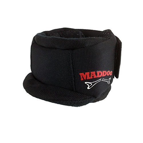 Maddog Sports Pro Padded Paintball and Airsoft Neck Protector - Black Pro Padded Chest Protector