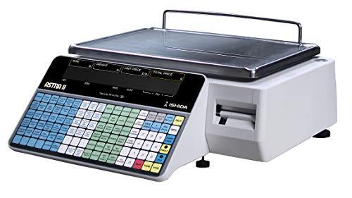 Ishida Astra II, 185822, Price Computing Scale with Printer, 30lb x 0.01lb, NTEP (Ishida Scale)