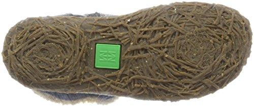 Nero Stivali Donna Black Naturalista Suede Nido N758 Soft Lux Wood Grain Corti El pPaqcwfw