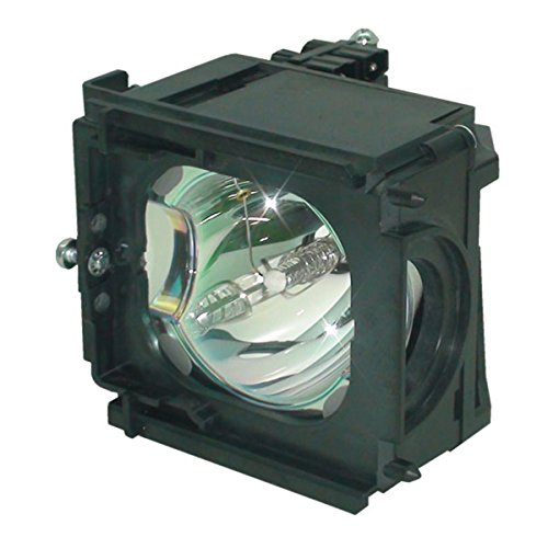 Akai Projection Tv (AuraBeam Economy Akai PT61DL34 Television Replacement Lamp with Housing)